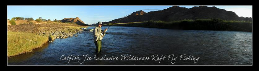 exclusive wilderness raft fly fishing