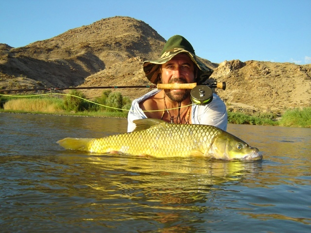 Fly fishing photo gallery fly fishing for yellowfish for Best fly fishing raft